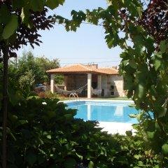 Отель Casa Da Capela De Cima бассейн