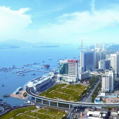 Отель Xiamen Harbor Hotel Китай, Сямынь - отзывы, цены и фото номеров - забронировать отель Xiamen Harbor Hotel онлайн приотельная территория