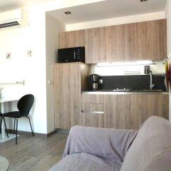 Отель New Apt Place Garibaldi Ницца в номере