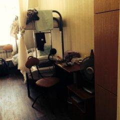 Хостел Актив Кровать в общем номере с двухъярусной кроватью фото 13