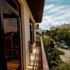 Гостиница Море балкон