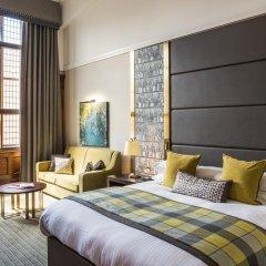 Отель ABode Glasgow 4* Номер Делюкс с различными типами кроватей фото 2