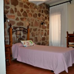 Hotel Rural de Berzocana 2* Стандартный номер с различными типами кроватей фото 3