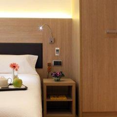 Hotel Lleó 3* Стандартный номер с различными типами кроватей фото 4