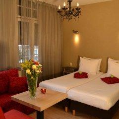Alp Hotel Amsterdam 2* Стандартный номер фото 18