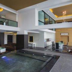 Отель Hamilton Grand Residence 3* Вилла с различными типами кроватей фото 6
