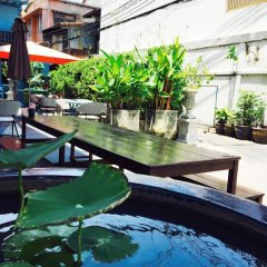 Отель Blue Chang House Бангкок бассейн фото 3