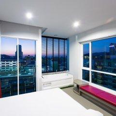 At Patong Hotel 4* Номер Делюкс двуспальная кровать фото 3