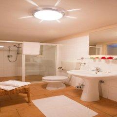 Отель Olivia Sul Lago Меззегра ванная