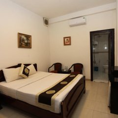 N.Y Kim Phuong Hotel 2* Стандартный номер с различными типами кроватей фото 3