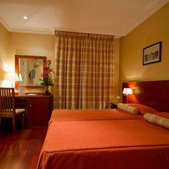 Отель Lusso Infantas 4* Стандартный номер с различными типами кроватей фото 5