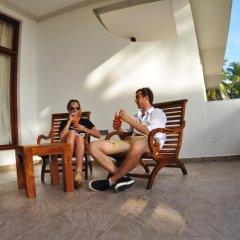 Oasey Beach Hotel 3* Стандартный номер с различными типами кроватей фото 4