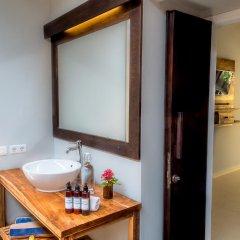 Отель Bale Sampan Bungalows 3* Стандартный номер с различными типами кроватей фото 10