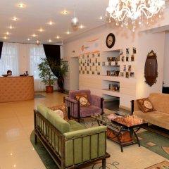 Отель Ника Черноморск интерьер отеля фото 3