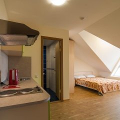 Мини-Отель Зелёный берег Номер Делюкс с различными типами кроватей фото 6