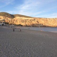 Hotel El Ancla пляж