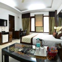 Отель Sohi Residency 3* Номер Делюкс с различными типами кроватей фото 5