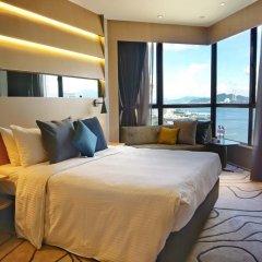 Отель The Harbourview 4* Стандартный номер с 2 отдельными кроватями фото 6