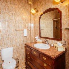 Отель Dallas Residence 5* Люкс с различными типами кроватей