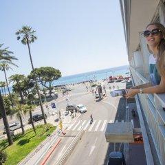 Отель Mercure Nice Promenade Des Anglais 4* Улучшенный номер с различными типами кроватей фото 13