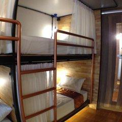 Sleep Owl Hostel Кровать в общем номере с двухъярусной кроватью фото 14