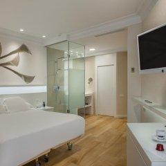 Отель Melia Plaza Valencia 4* Номер Делюкс с различными типами кроватей фото 3