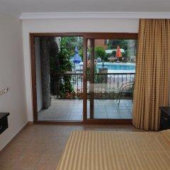 Ata Lagoon Beach Hotel 3* Стандартный номер с различными типами кроватей фото 6