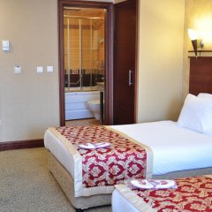 Nova Plaza Crystal 4* Стандартный номер с двуспальной кроватью фото 7