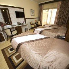 Al Khaleej Grand Hotel 3* Стандартный номер с различными типами кроватей фото 17