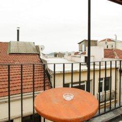 Отель Kamil Bey Suites балкон
