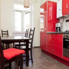 Апартаменты City Realty Central Apartments near Kropotkinskaya в номере