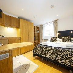 Апартаменты Studios 2 Let Serviced Apartments - Cartwright Gardens Студия с различными типами кроватей фото 43