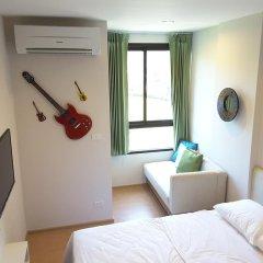 Отель Chic&Cool Condo Bang Tao комната для гостей фото 3