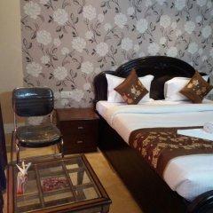 Hotel Golden Residency 3* Номер Делюкс с различными типами кроватей фото 9
