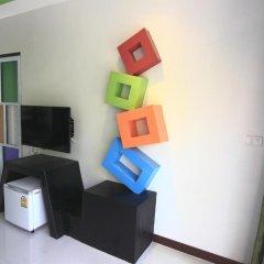 Отель AC 2 Resort 3* Номер Делюкс с различными типами кроватей фото 17