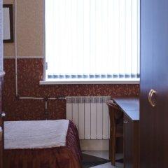 Мини-отель Сильва Стандартный номер двуспальная кровать фото 11