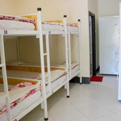 Отель Hoang Nga Guest House 2* Кровать в общем номере с двухъярусной кроватью фото 5