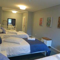 Hostel Cruz Vermelha Стандартный номер разные типы кроватей