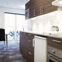 Отель ApartHotel Faber 3* Апартаменты разные типы кроватей фото 7