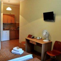 Отель Maly Krakow Aparthotel 3* Стандартный номер с различными типами кроватей фото 5