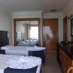 Yali Hotel 3* Стандартный номер с двуспальной кроватью фото 5