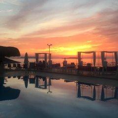 Lukka Exclusive Hotel Турция, Калкан - отзывы, цены и фото номеров - забронировать отель Lukka Exclusive Hotel - Adult Only онлайн бассейн