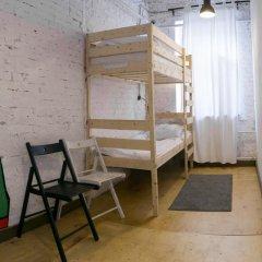 АРТ хостел Культура Кровать в общем номере с двухъярусными кроватями фото 6