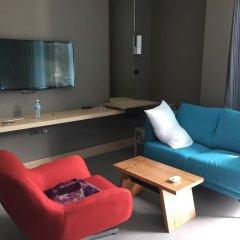 Отель 8Icon Ao Nang Krabi 3* Номер Делюкс с различными типами кроватей фото 2