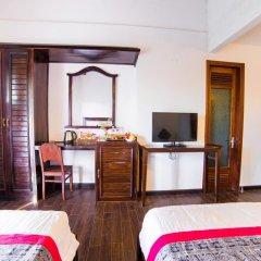Отель Hoang Dao Villa 3* Номер Делюкс с двуспальной кроватью фото 12