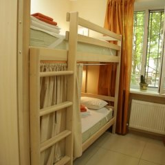 Hostel Good Night Кровать в общем номере двухъярусные кровати фото 12