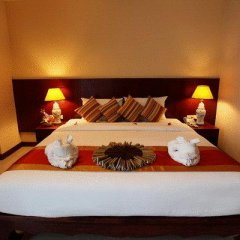 Malin Patong Hotel 3* Улучшенный номер двуспальная кровать фото 9