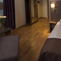 Thon Hotel Kristiansand 3* Стандартный номер с различными типами кроватей фото 3