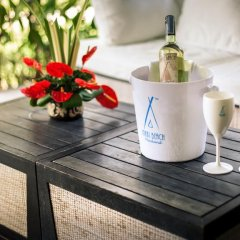 Отель Nikki Beach Resort 5* Вилла с различными типами кроватей фото 25