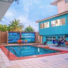 Beni Gold Apartment Hotel Лагос бассейн